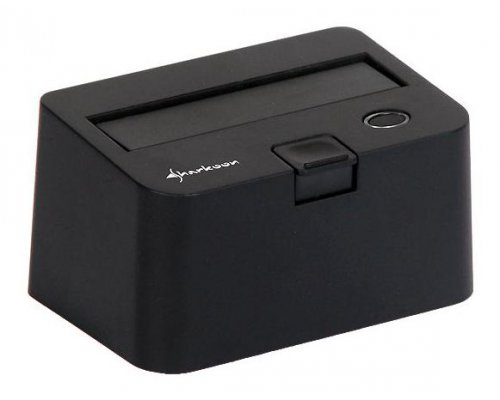 "DOCKING STATION SHARKOON 2.5"" SATA QUICK PORT MINI USB 2.0."