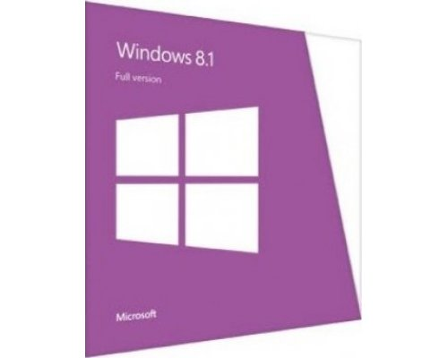 SISTEMA OPERATIVO WINDOWS 8.1 32bits