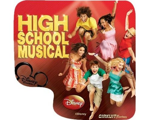 ALFOMBRILLA DISNEY HIGH SCHOOL MUSICAL
