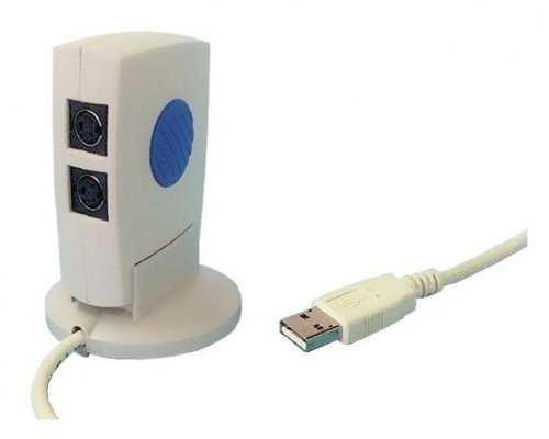 ADAPTADOR USB A ADB APPLE DONGLE