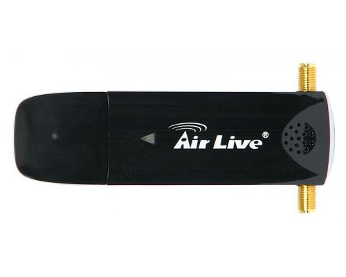 ADAPTADOR USB AIRLIVE WIRELESS DE DOBLE BANDA 802.11A/B/G/N