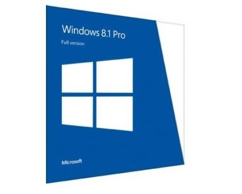 SISTEMA OPERATIVO WINDOWS 8.1 PRO 32bits