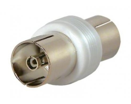 ADAPTADOR PHASAK COAXIAL JACK DOBLE