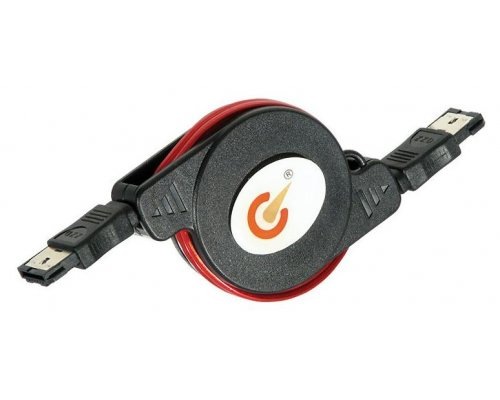 CABLE SATA/SATA RETRÁCTIL 1.20 M