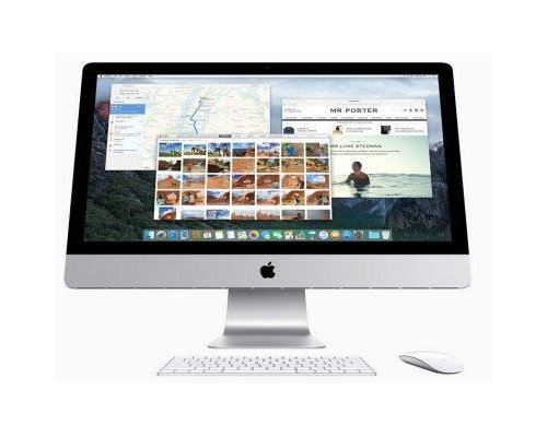APPLE iMAC CORE I5 2.8GHZ 8GB 1TB INTEL 6200 21.5""