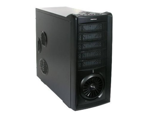 CAJA ATX TYPHOON K500 BIG TOWER. NEGRO