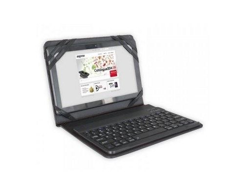 FUNDA TABLET CON TECLADO APPROX BLUETOOTH