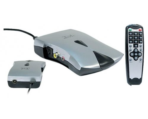 SINTONIZADOR TV BOX USB 2.0 NTSC/PAL