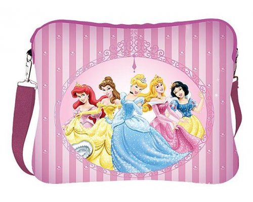 "FUNDA NETBOOK 10"" PRINCESAS DISNEY"