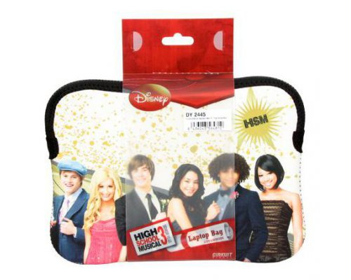 "FUNDA NETBOOK 10"" HIGH SCHOOL MUSICAL"