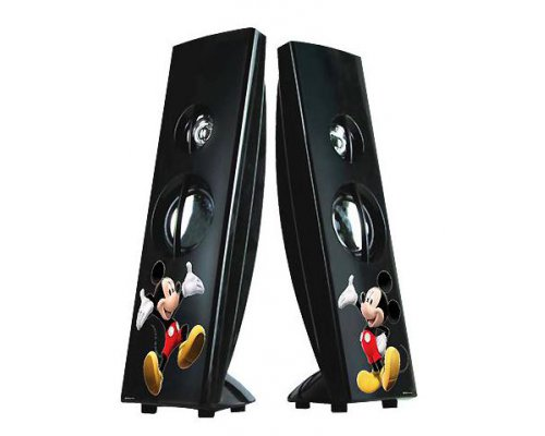 ALTAVOCES 2.0 USB JACK 3.5 MM. MICKEY
