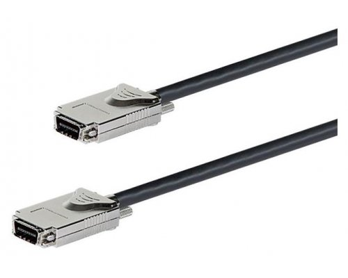 CABLE EXTERNO SAS INFINIBAND M SFF-8470 - INFINIBAND M SFF-8