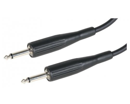 CABLE DE AUDIO MONO JACK 6.35MM