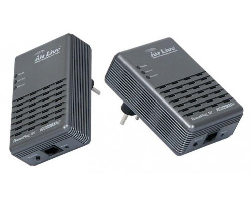 CONJUNTO DE 2 ADAPTADORES POWERLINE 200MBPS