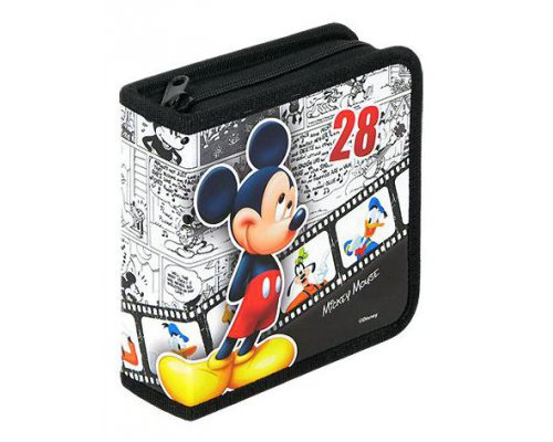 ARCHIVADOR 24 CD/DVD MICKEY MOUSE