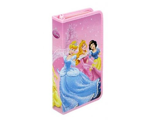 ARCHIVADOR 48 CD/DVD DISNEY PRINCESAS
