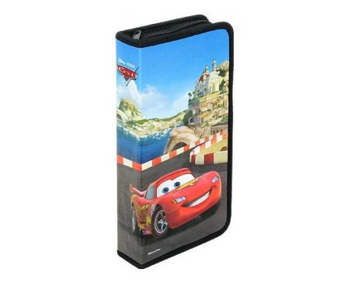 ARCHIVADOR 48 CD/DVD DISNEY CARS