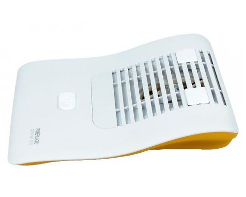 "BASE REFRIGERADORA PARA PORTATIL HASTA 14"" POWERLOGIC QOOPAD"