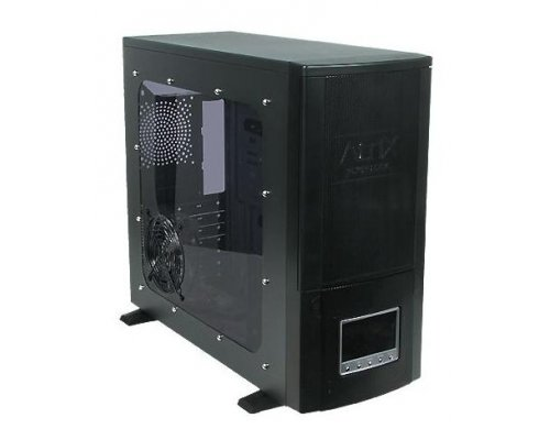 CAJA ATX POWERLOGIC ATRIX 5500 2 X USB 2.0 120MM CON LCD Y L