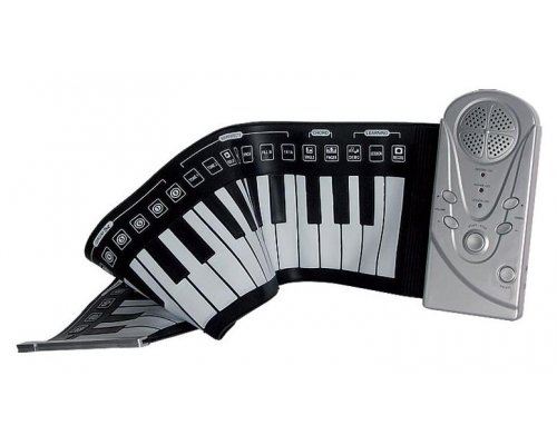 PIANO PLEGABLE NEGRO