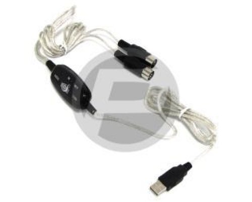 CABLE USB A MIDI IN Y OUT