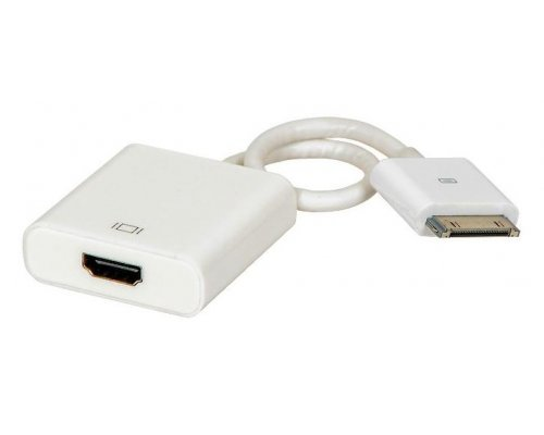 CABLE ADAPTADOR HDMI PARA IPAD/IPHONE/IPOD