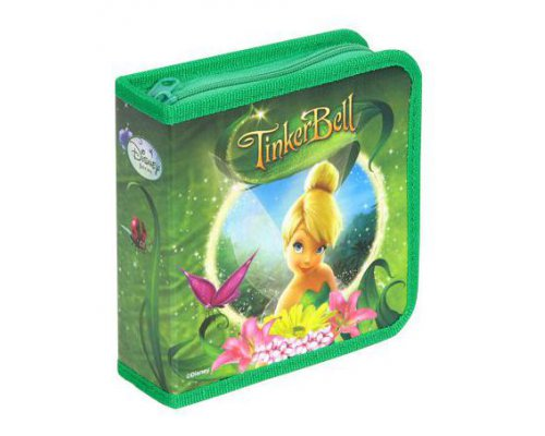 ARCHIVADOR 24 CD/DVD DISNEY CAMPANILLA