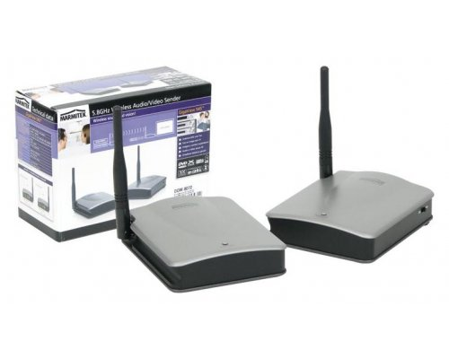 KIT WIRELESS AUDIO/VÍDEO 5.8 GHZ GIGAVIEW 545