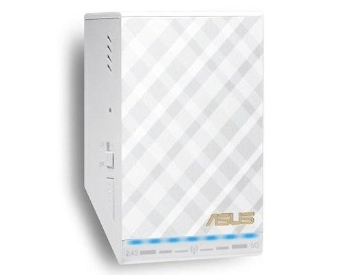 REPETIDOR WIFI AC750 ASUS RP-AC52 300+433Mbps