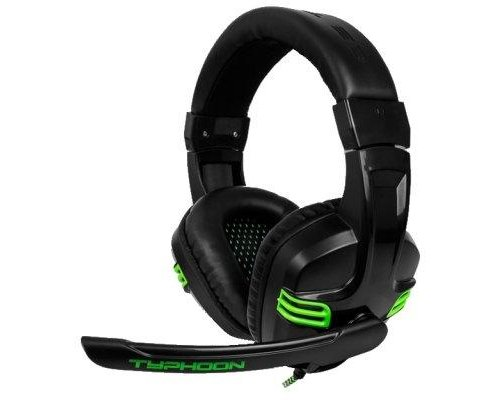 AURICULARES + MICRO BG GAMING TYPHOON PC/PS4