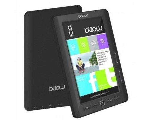 "BILLOW E2TB COLOR BOOK READER 7"" 4GB NEGRO"