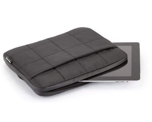 FUNDA TABLET NGS BLACK CHECKERS 10""