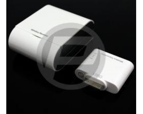 ADAPTADOR AV COMPUESTO INALÁMBRICO PARA APPLE IPAD IPOD IPHO