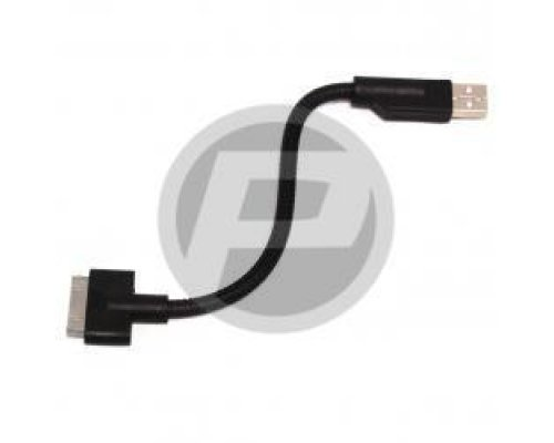 CABLE FLEXIBLE RÍGIDO PARA APPLE IPHONE IPOD IPAD 45CM