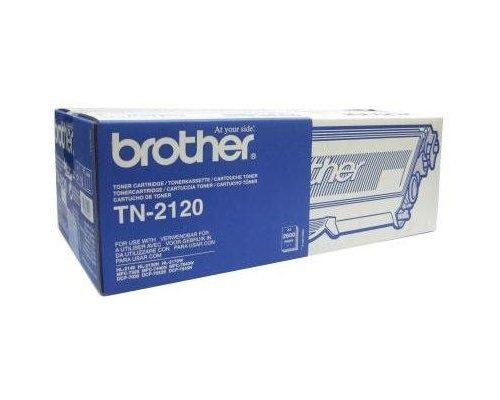 TÓNER ORIGINAL BROTHER TN2120 NEGRO