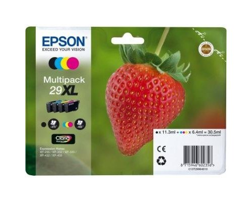 CARTUCHO ORIGINAL EPSON MULTIPACK T29XL