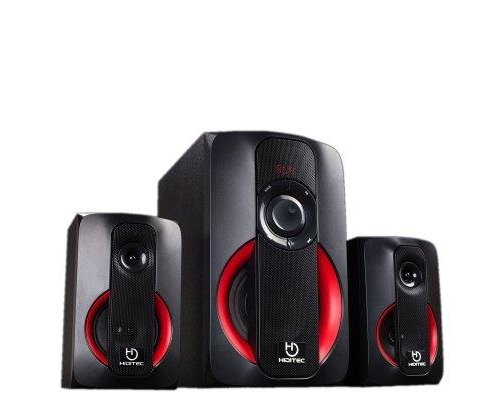 ALTAVOCES HIDITEC 2.1 MULTIMEDIA H400 40W BLT RADI
