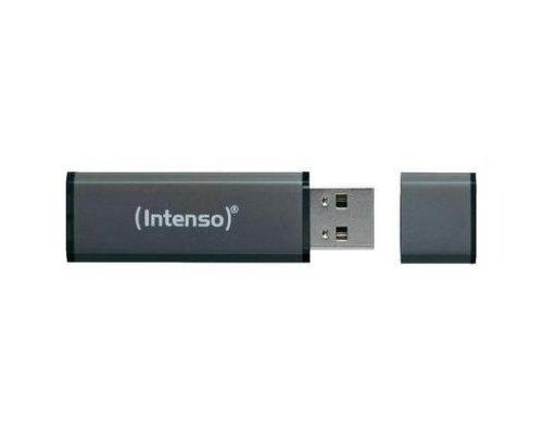 INTENSO 3521471 LÁPIZ USB ALU LINE 16GB ANTRACITA