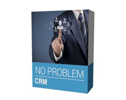 SOFTWARE NO PROBLEM: MÓDULO CRM