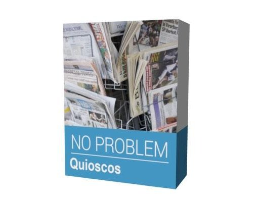 SOFTWARE NO PROBLEM QUIOSCOS