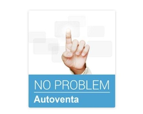 SOFTWARE NO PROBLEM: MÓDULO AUTO-VENTA
