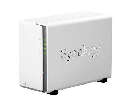 NAS 2HD SYNOLOGY DISK STATION DS216SE