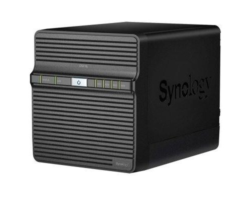 NAS 4HD SYNOLOGY DS416J 512MB DDR3