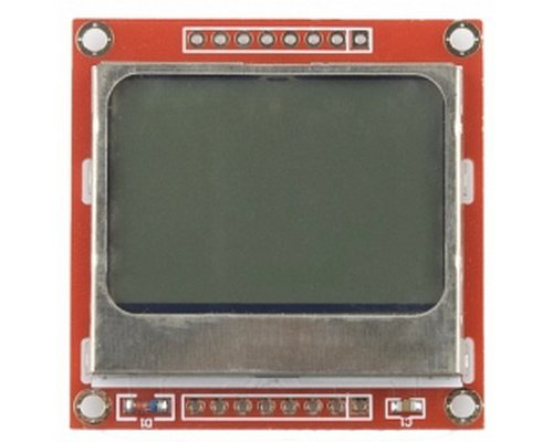 ARDUINO COMPATIBLE LCD NOKIA 5110 84X48