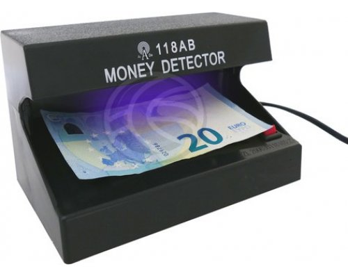 DETECTOR DE BILLETES FALSOS ULTRAVIOLETA