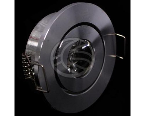 DOWNLIGHT EMPOTRABLE LED 1W 40MM BLANCO FRÍO DÍA