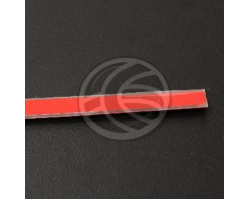 PANEL TIRA ELECTROLUMINISCENTE EL 1000X10 MM ROJO