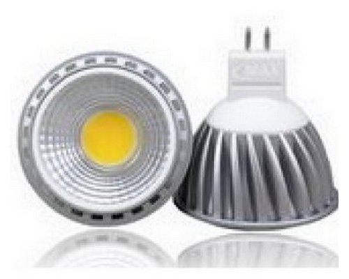 FOCO LED TOMALED DICORICA MR16 5W LUZ BLANCO CÁLIDA