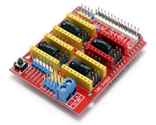 ARDUINO COMPATIBLE PLACA CNC SHIELD
