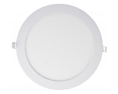 DOWNLIGHT LED BLANCO CIRCULAR 7W LUZ CALIDA IGLUX